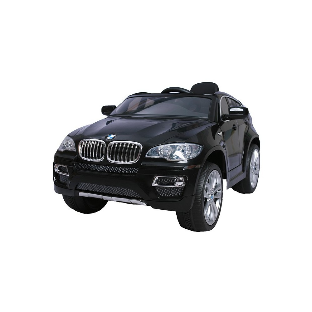 Battery operated Jeep BMW X6 JJ258 - Black