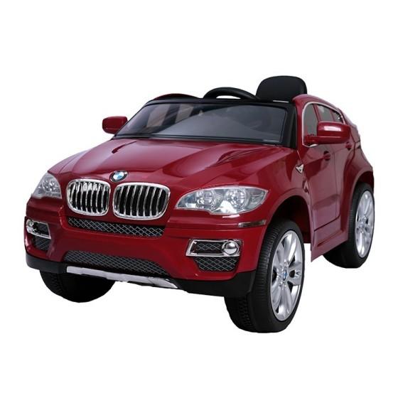 Ηλεκτροκίνητο αυτοκίνητο Jeep JJ258 BMW X6 - Κόκκινο