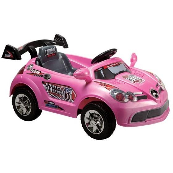 Ηλεκτροκίνητο αυτοκίνητο Α088 - Ροζ