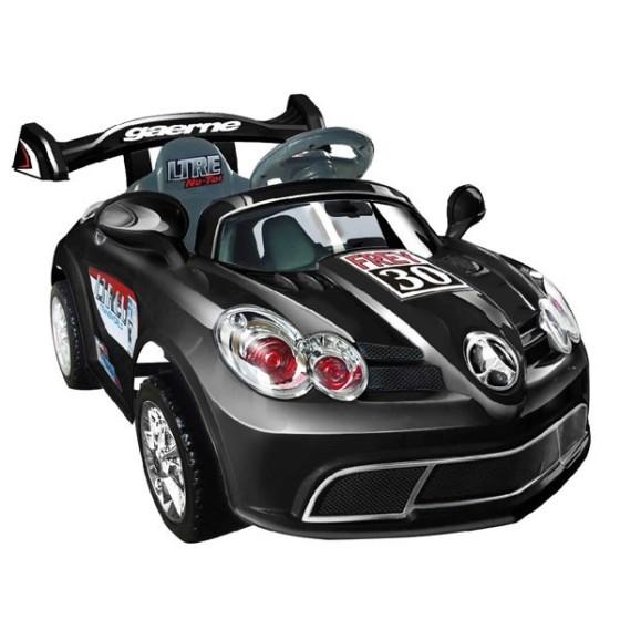 Ηλεκτροκίνητο αυτοκίνητο Α088 - Μαύρο