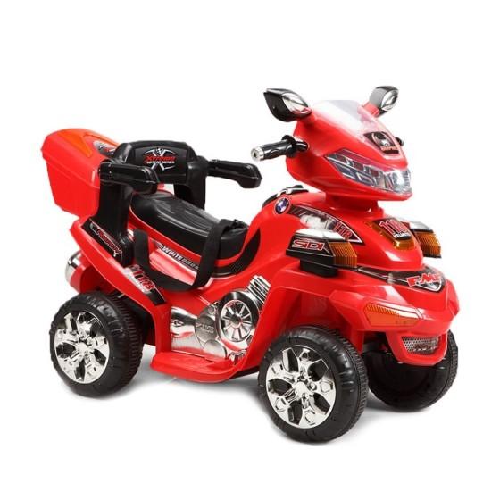 Ηλεκτροκίνητο αυτοκίνητο B021 - Κόκκινο