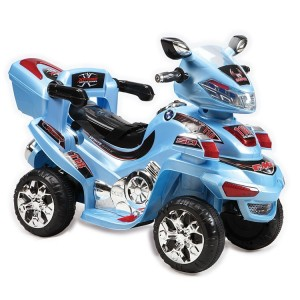 Battery operated Car B021 - Blue
