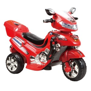 Battery operated Motorcycle - Red