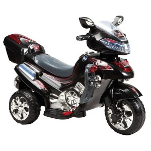 Battery operated Motorcycle - Black