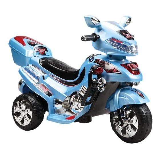 Ηλεκτροκίνητη μοτοσυκλέτα C031 - Μπλε