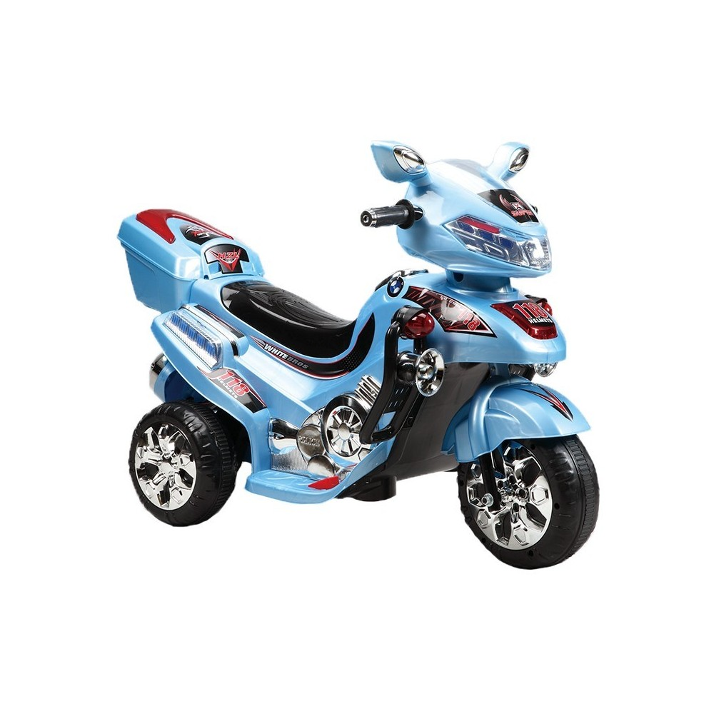 Battery operated Motorcycle - Blue