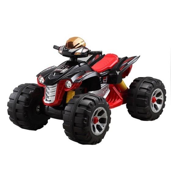 Ηλεκτροκίνητο αυτοκίνητο ATV JS318 - Μαύρο