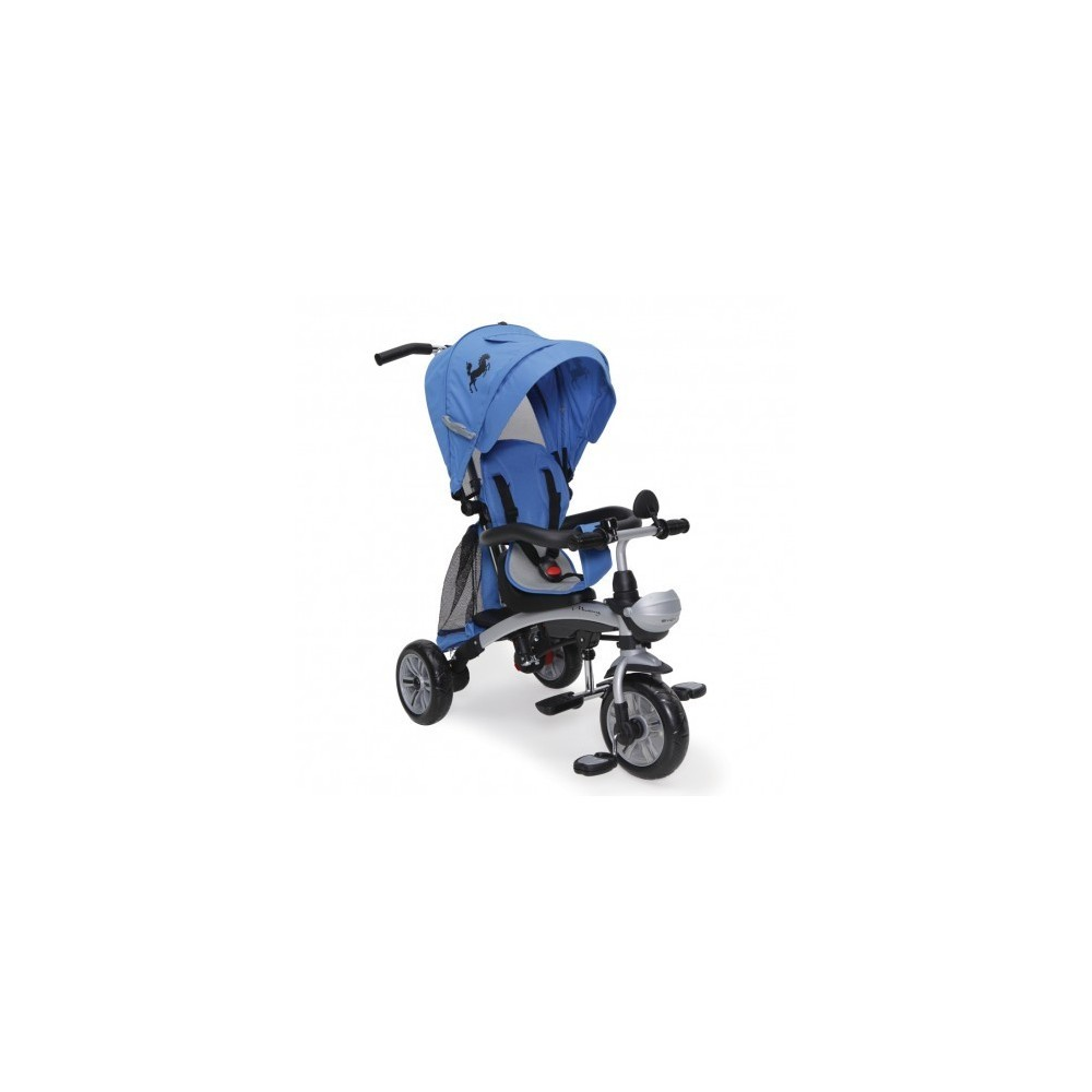 Baby Tricycle BYOX Mustang Blue