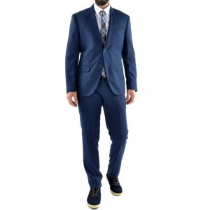 Men's Suit Blue