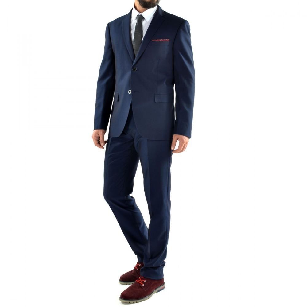 Men's Suit Blue