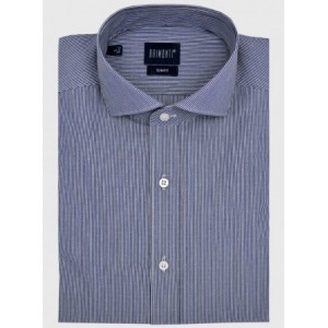 Striped shirt slim fit