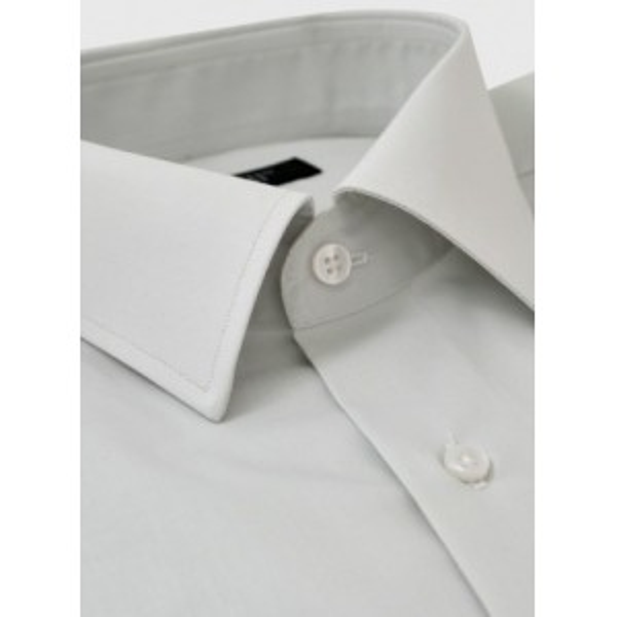 Light grey classic shirt