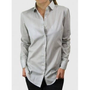 Patterned shirt - Grey