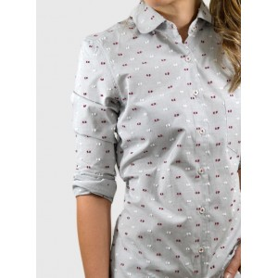 Γκρι πουκάμισο