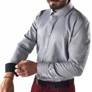 Men's shirt slim fit Ice