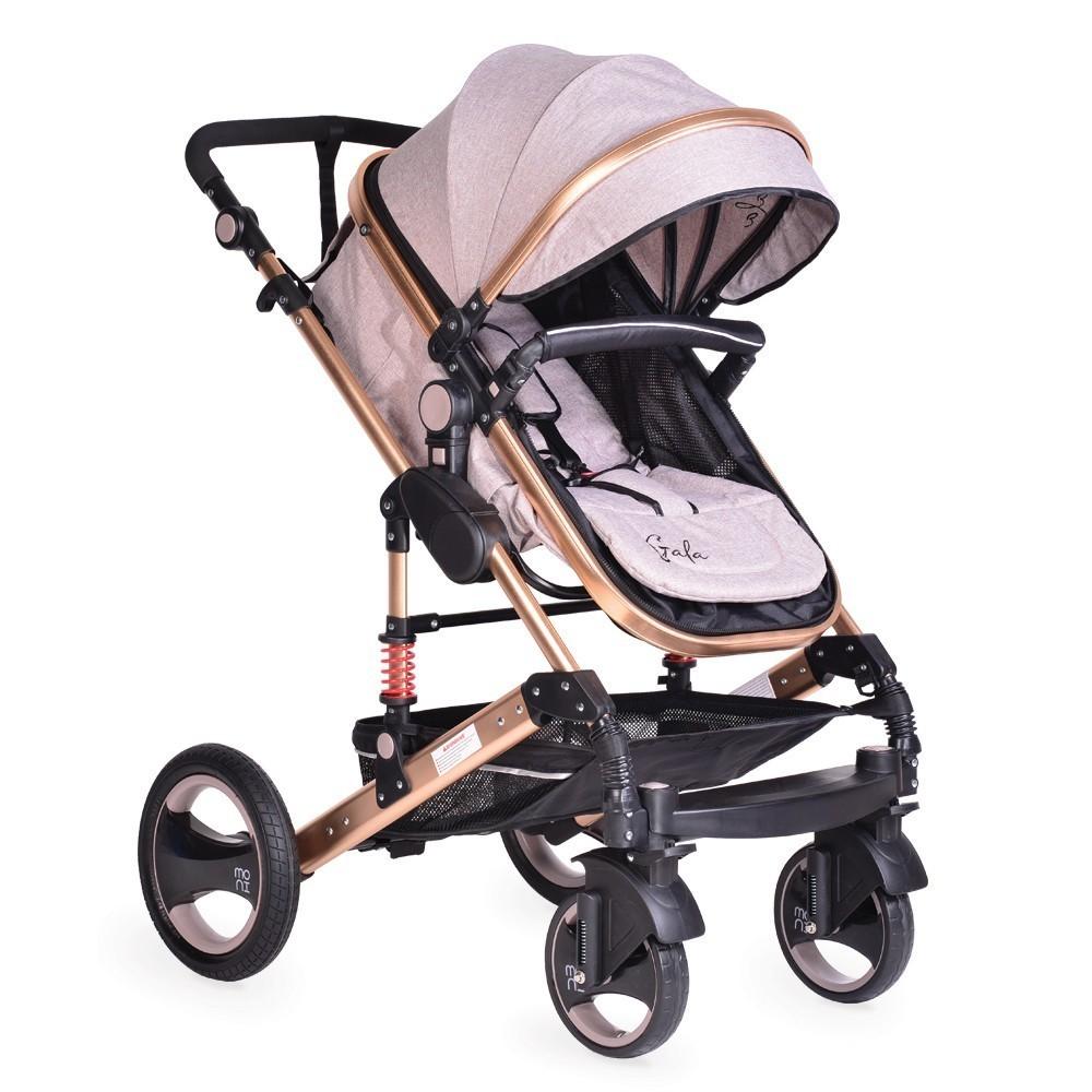 Baby stroller GALA 2in1 BEIGE