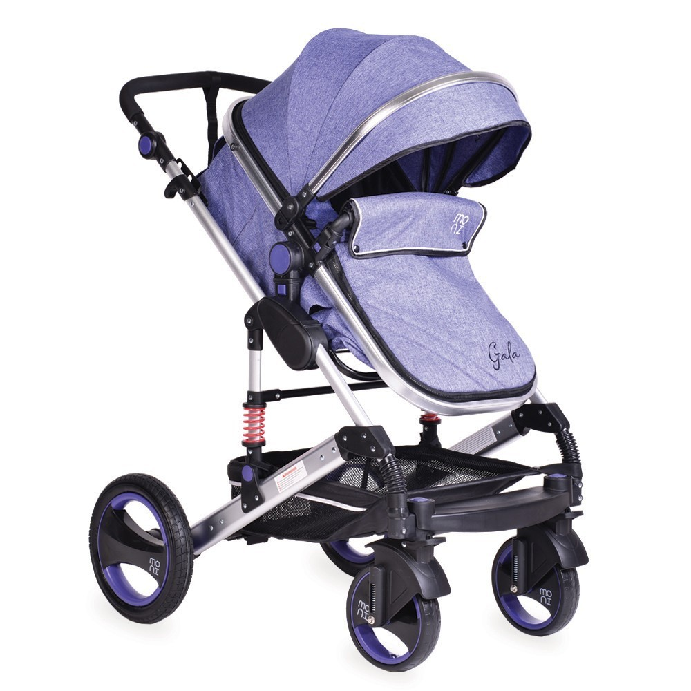 Baby stroller GALA 2in1  BLUE