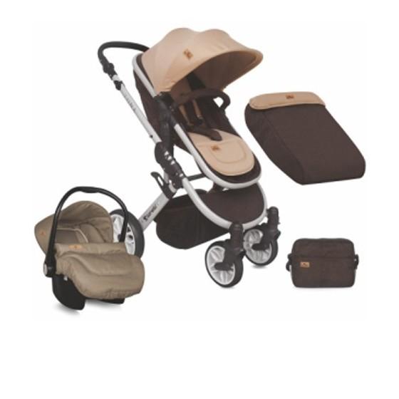 Baby Stroller LUNA Set BROWN&BEIGE