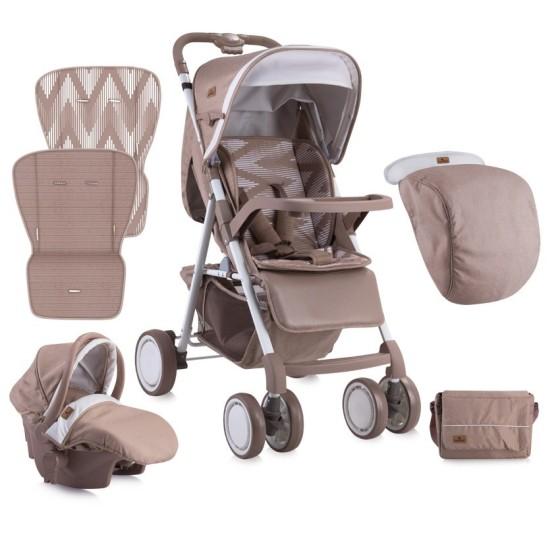 Baby Stroller AERO SET  BEIGE