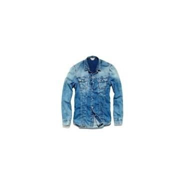 Mens clothes |  Denim, Jeans, Shirt