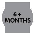 Απο 6 μηνών και πάνω