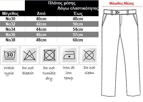 μεγεθολόγιο ανδρικό jeans παντελόνι,ανδρικά εσώρουχα,ανδρικά μαγιό,βρεφικά είδη, παιδικά καρότσια,κάλτσες,προσφορές